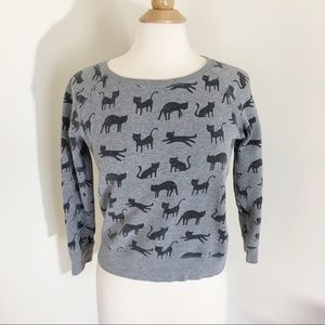 Joe Fresh Kitty Sweater